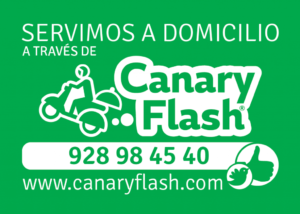 Te lo llevamos a casa con Canary Flash